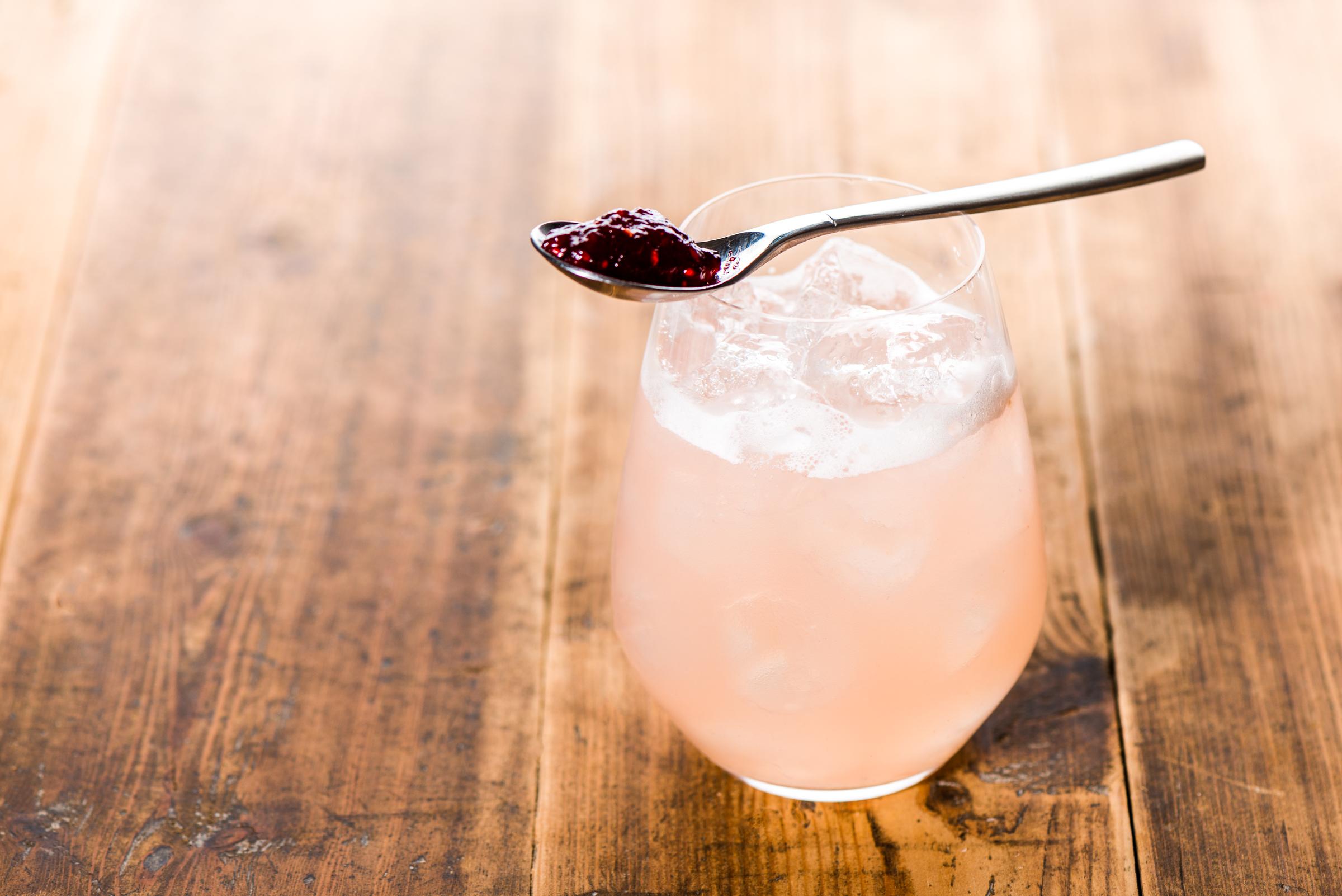 Sample Cocktail Menu - Gin & Jam