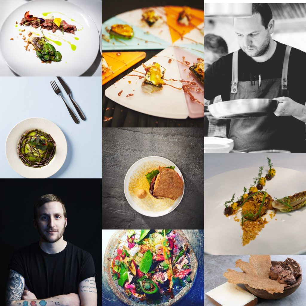 Guest Chef Evening – Ben Spalding – Thursday 1st November 2018