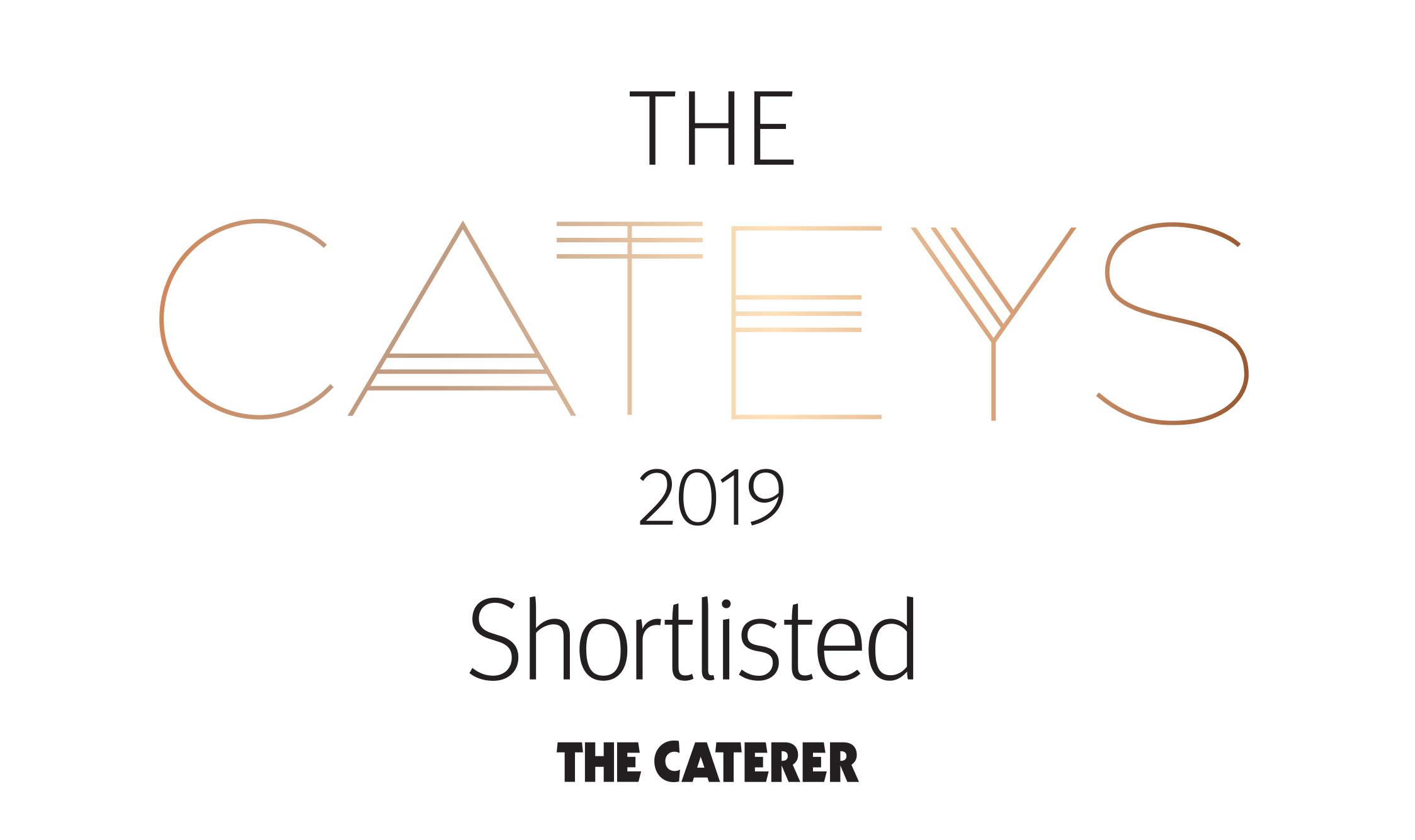 The 2019 Catey's 'Best Newcomer'